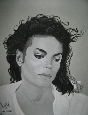 Michael Jackson by Lylysya